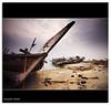 Use To Be (Hussain Shah.) Tags: sky d50 boats boat nikon cloudy sigma use be kuwait 1020mm wrecks doha shah hussain حسين شاه nd8