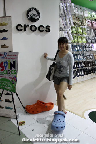 huge crocs