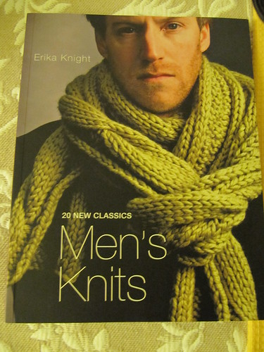Men's knits book