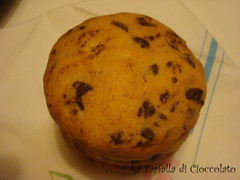 Chocolare chips cookie 3