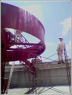Water Clairifier Tank 2