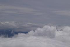 Mt Hood on the clouds (Fortunes Fare) Tags: clouds boot climb mthood mtadams mounthood cornice mountadams mountsainthelens mountainclimb