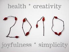 2 0 1 0 (Cozy Memories) Tags: creativity health simplicity joyfulness mywishesforyou for2010