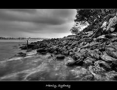 Manly, Sydney (Peter Anthony) Tags: ocean sky seascape beach sunrise harbor nikon seascapes sydney australia d300 sigma1020mm peteranthony