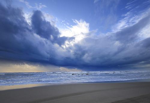 フリー画像| 自然風景| ビーチ/海辺| 海の風景| 雲の風景|       フリー素材|