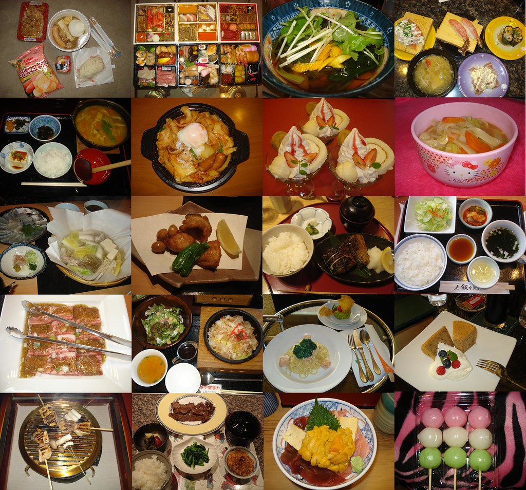 ?Yummy Yummy Foods  I had in Tokyo Part 1?
