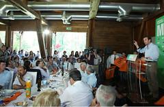 Pedro Passos Coelho almoço em Amares Braga