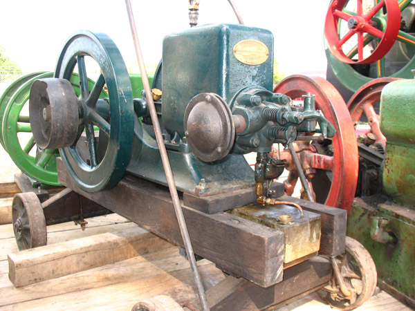 terrell excelsior stationary engine