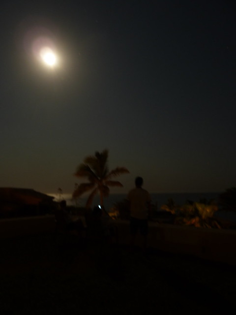 Full Moon over the Sea of Cortez