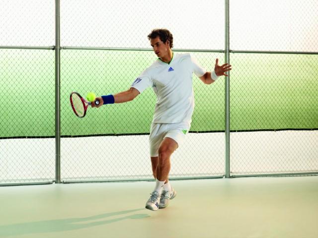 Wimbledon 2011: Andy Murray adidas Outfit