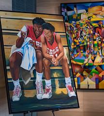20170208-BlackHistoryGallery-02 (cityoflasvegasPIO) Tags: art chambergallery cityhall gallery lasvegas nevada painting vegas sylvester collier