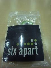Six Apart飴
