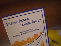 Studying Abroad/Learning Abroad Book