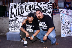 (thebadcharacter) Tags: mural santaana xpress gcs thewildones maxx242 blackbooksessions5