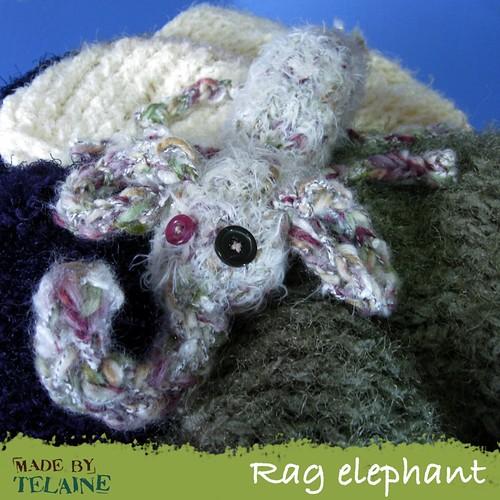 Rag elephant