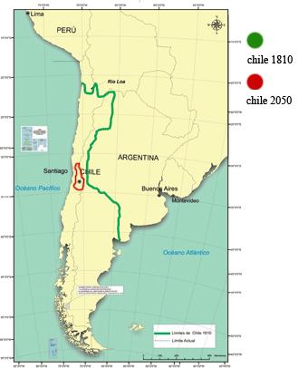 Evolución del Territorio Argentino