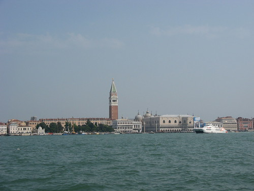 View from the Giudecca