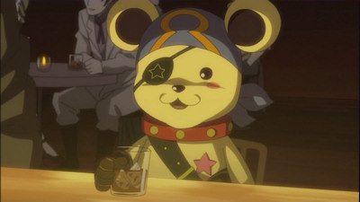 Anime bounty hunter