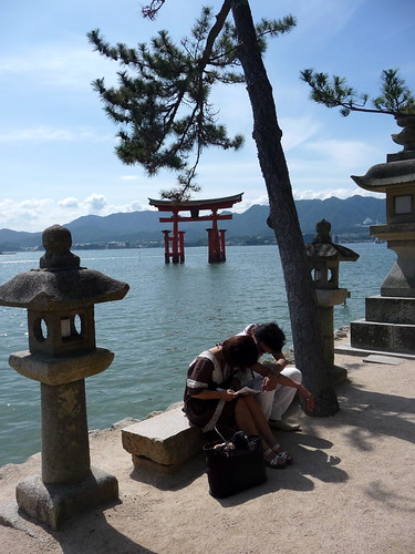 Miyajima Shrine