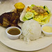 Chicken meal at Kenny Rogers Ayala Center Cebu