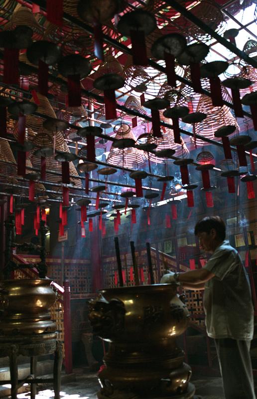 香港上環文武廟