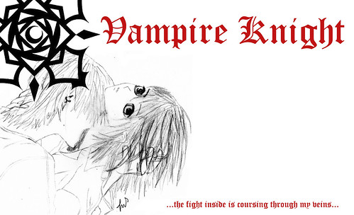 zero wallpaper vampire knight. Vampire Knight Wallpaper