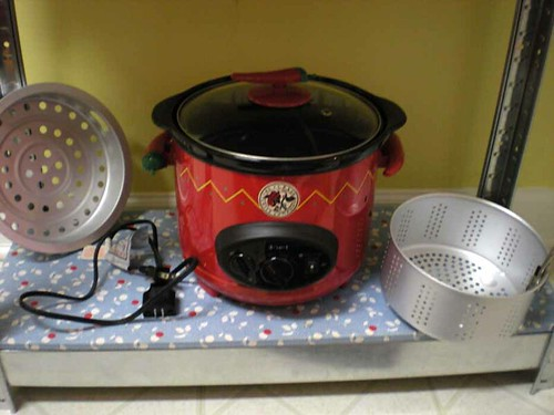 *SOLD* $25- Make u HOLLA! Crockpot