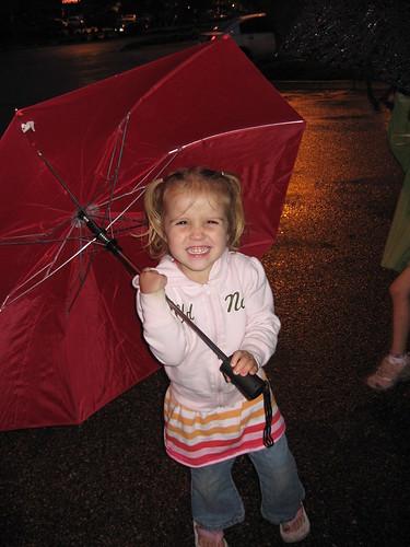 Rainy 4th of July