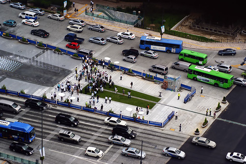 07.30 세종로사거리 광화문 광장