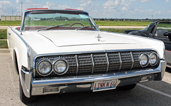 1964 Lincoln Continental Convertible (1 of 6)