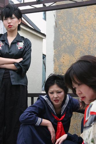 【福岡】女子中学生らが女子高生に売春させる、5人逮捕 北九州市 ->画像>75枚