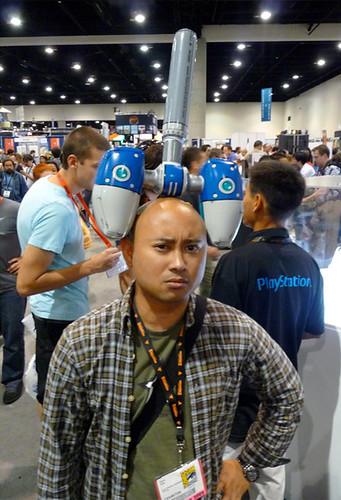 david Comic-Con