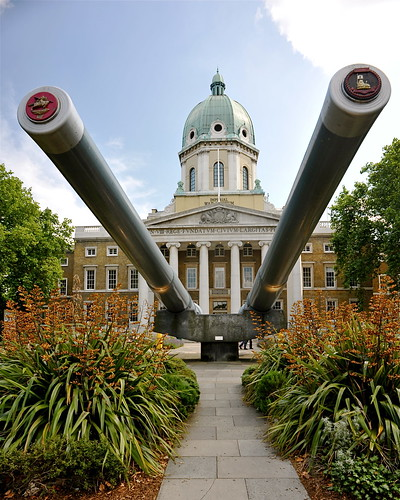 Imperial War Museum by jeremyhughes.