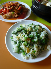 ,  Stir Fried Rice with Egg (235) (11) Tags: food rice egg homemade meal imadethis day235       235365 ricechinese       strifired