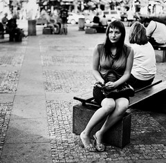 Waiting (liber) Tags: bw film delete5 delete2 ditch prague kodak tmax delete6 save3 delete3 save7 save8 11 delete delete4 save hasselblad save9 save4 czechrepublic save5 save10 save6 savedbythedeletemeuncensoredgroup keep1 keep2 keep3 keep4 keep5 keep7 keep8 save12 keep9 keep10 as100 ditch2 keptbythegutter dmu2n1w2