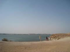 El lago más feo de África (versae) Tags: egypt egipto مصر abusimbel أبوسمبل أبوسنبل