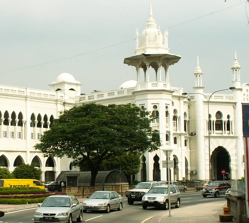 Old Railway Station in Kuala Lumpur. #malaysia #expat #travel http://flic.kr/p/6UBtpY