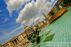 London Trafalgar Square :: Long Gone Summer (david gutierrez [ www.davidgutierrez.co.uk ]) Tags: city uk summer urban building london colors beautiful museum architecture buildings reflections wonderful spectacular square geotagged photography photo arquitectura long cityscape image sony centre cities cityscapes trafalgar trafalgarsquare bluesky center structure gone architectural nationalgallery explore 350 picasso londres architektur sensational metropolis alpha fabulous capture frontpage londra brilliant impressive dt urbanspaces number1 municipality edifice cites f4556 1118mm thankyoumyflickrfriends sony1118mm longgonesummer sonyalphadt1118mmf4556 sony350dslra350