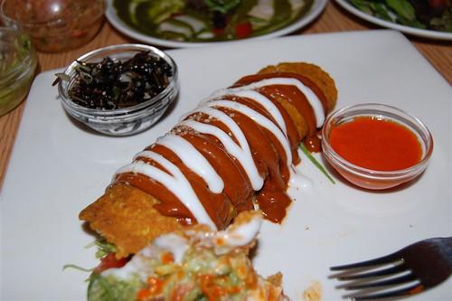 Enchilada at Quintessence