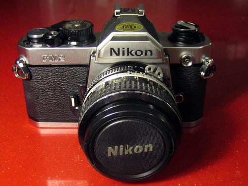 """Mi """"nueva"""" cámara"""