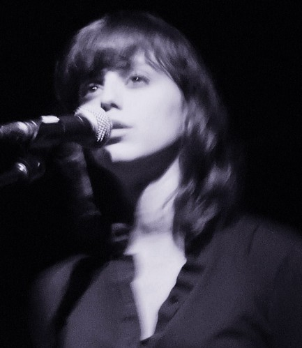Angel Deradoorian, Dirty Projectors