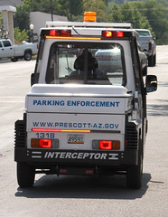 Lovely Rita, Meter Maid (twm1340) Tags: county arizona downtown parking az historic toll meter enforcement maid prescott gov interceptor yavapai