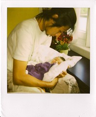 By the window (damonhendrix) Tags: hk baby love arms sweet sleep swiss birth chinese bb kokdamon