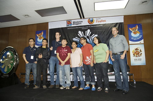 2009 WordCamp Philippines speakers