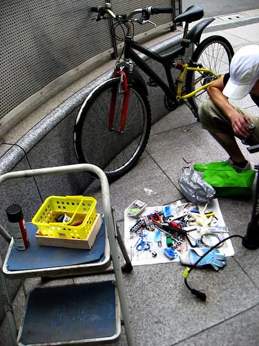 090921 五反田緑化計画