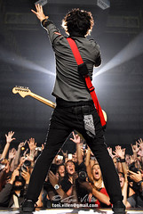 Green Day coming to Singapore in January 2010