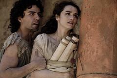 Hipatia y Orestes