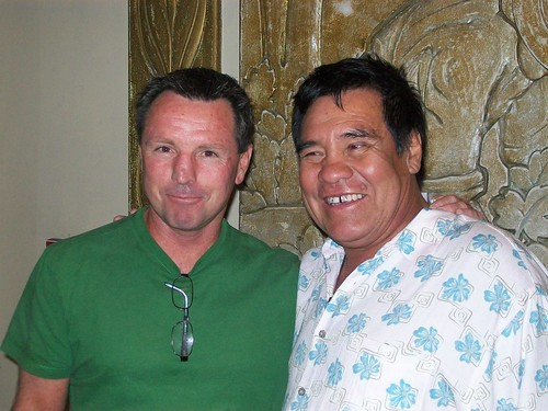 Rick Farris and Ruben Olivares