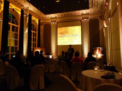 Soirée présentation Norton Internet Security 2010 au PershingHall