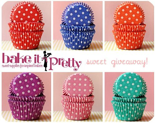 Bake it Pretty Giveaway